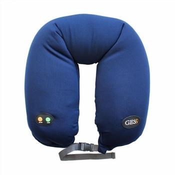 Массажная подушка GESS uNeck PRO blue GESS-306_blue